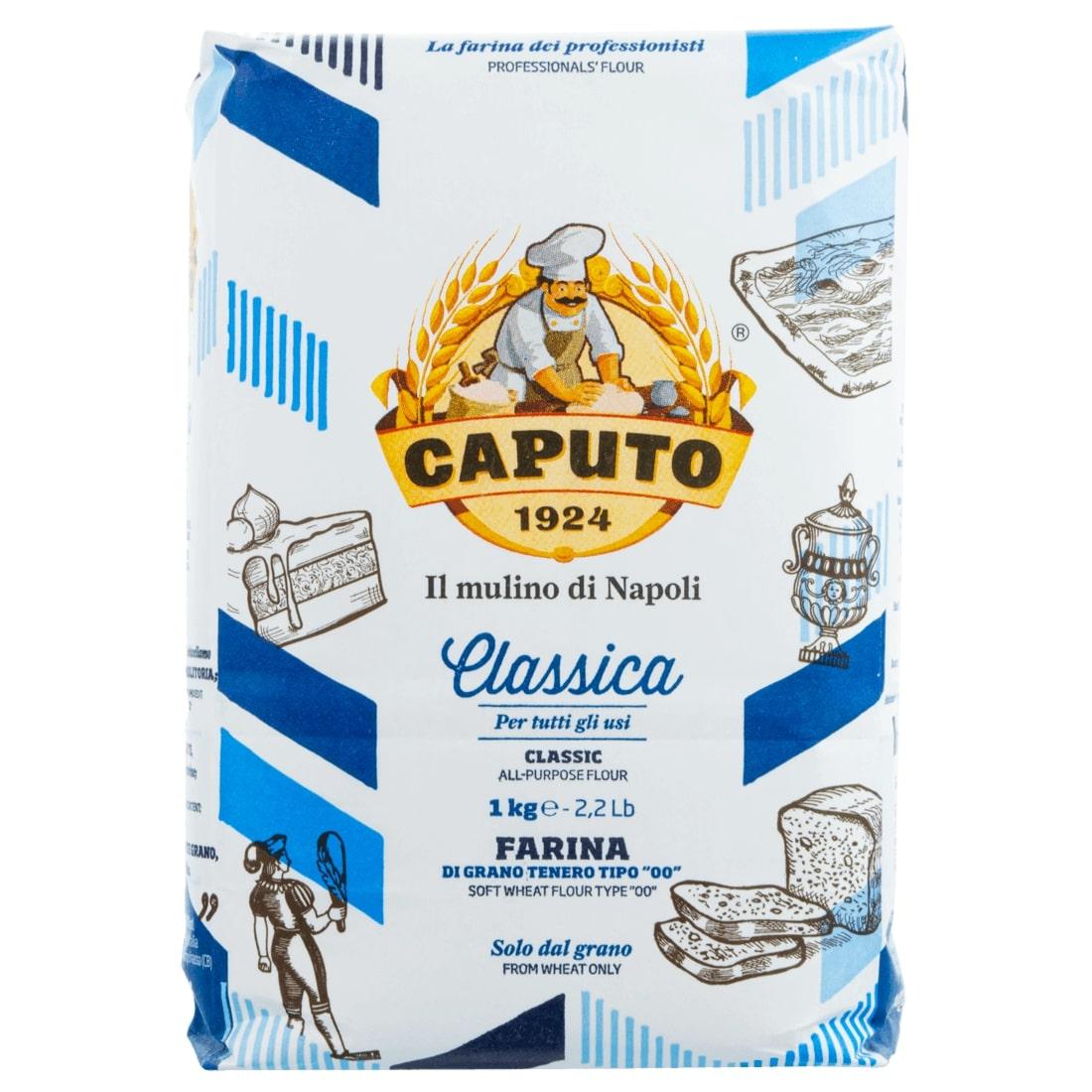 Classic Caputo Flour 1 Kg