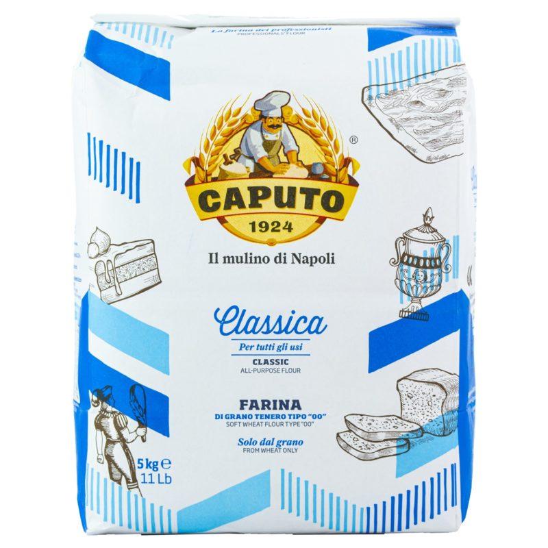 Farina Classica Caputo 5 Kg
