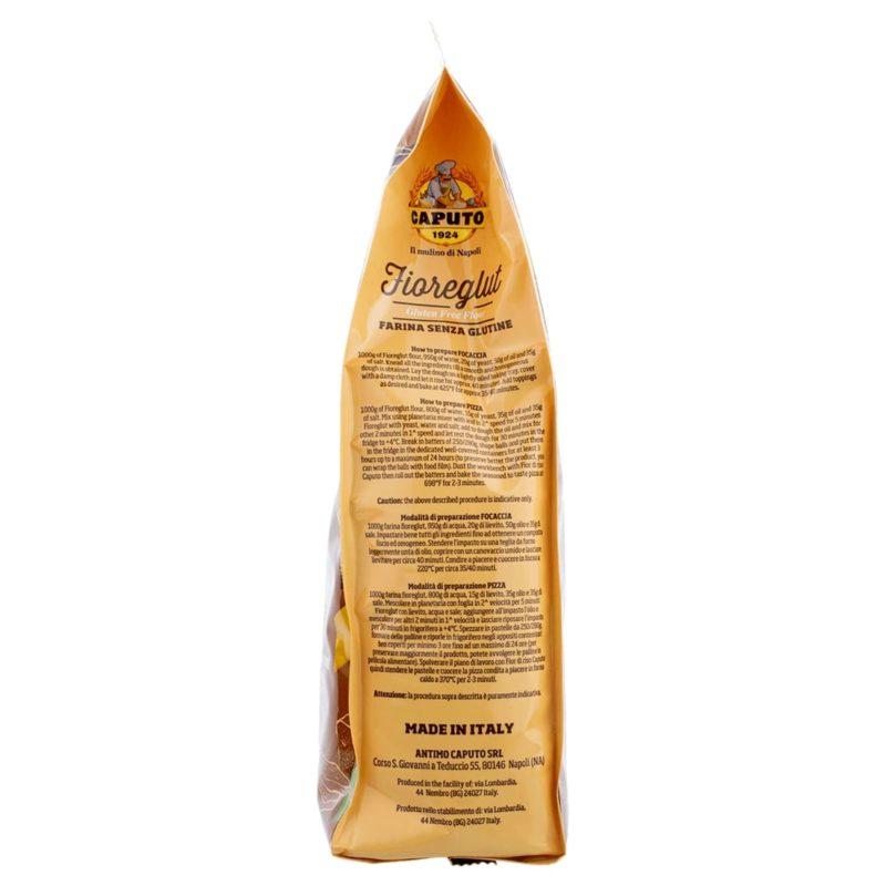 Fioreglut Caputo flour 1 Kg