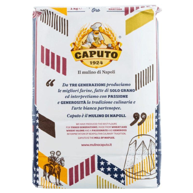 Manitoba Oro Caputo flour 1 Kg
