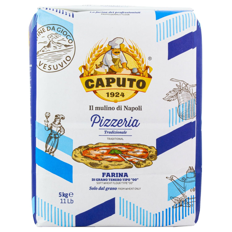 Flour Pizzeria Caputo 5 Kg