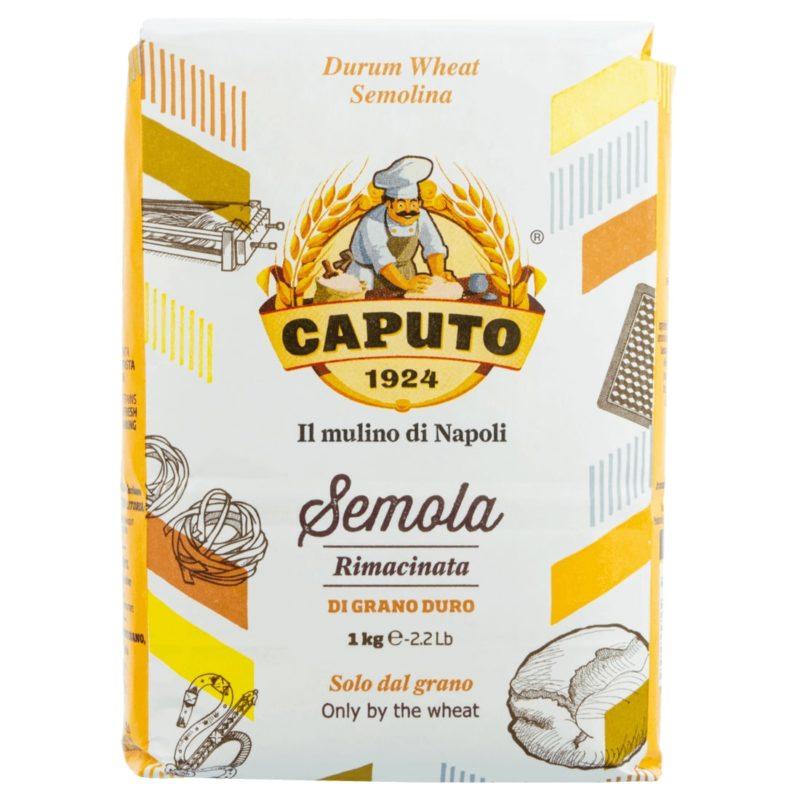 Durum Wheat Semolina Flour 1 Kg