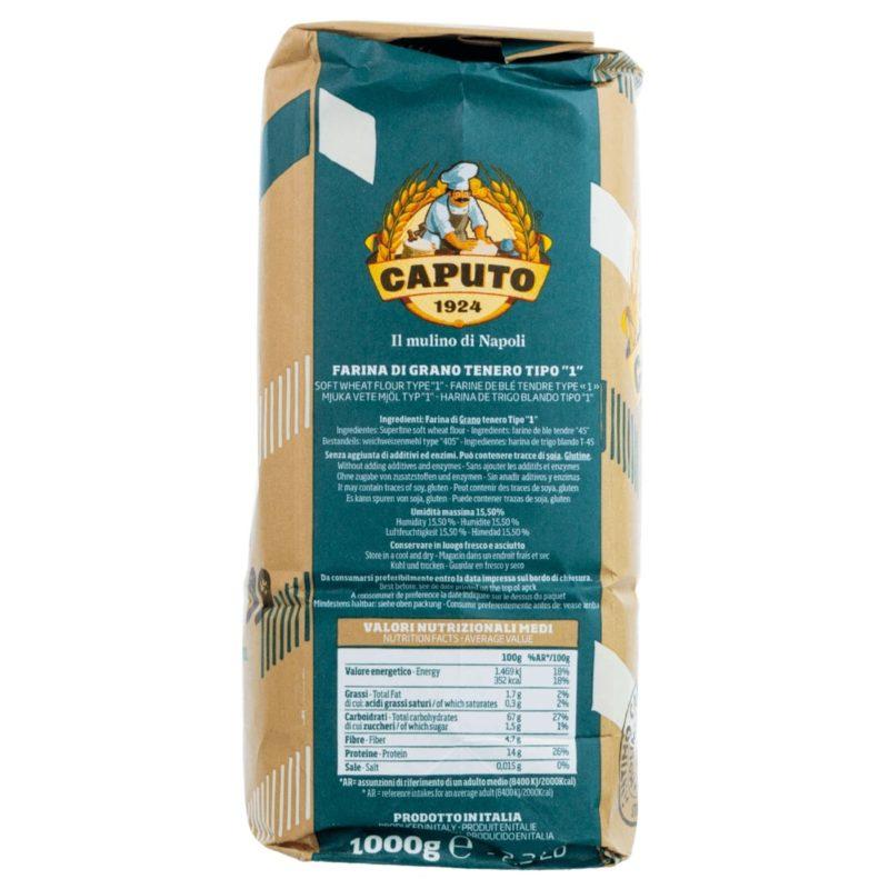 Mehltyp 1 Caputo 1 kg K