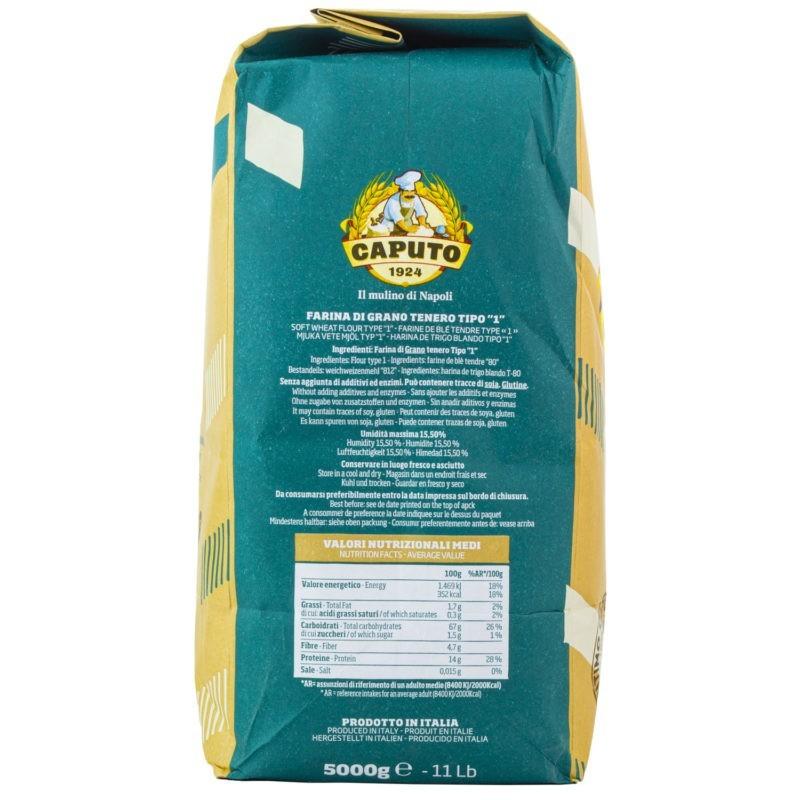 Flour Type 1 Caputo 5 Kg