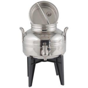 Contenitore Acciaio Inox 2 Litri - Sansone