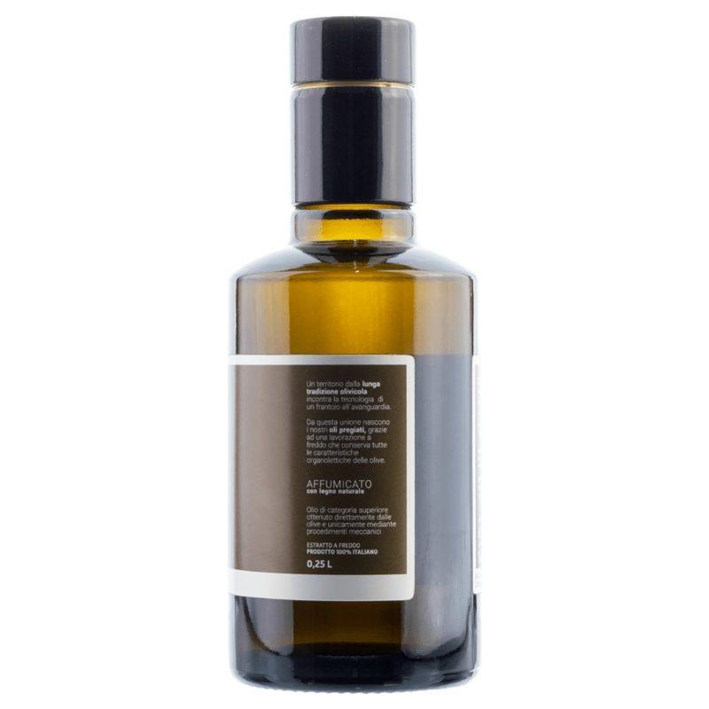 Porto di Mola Geräuchertes Natives Olivenöl Extra