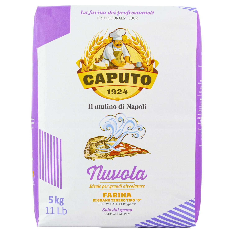 Nuvola Caputo flour 5 Kg