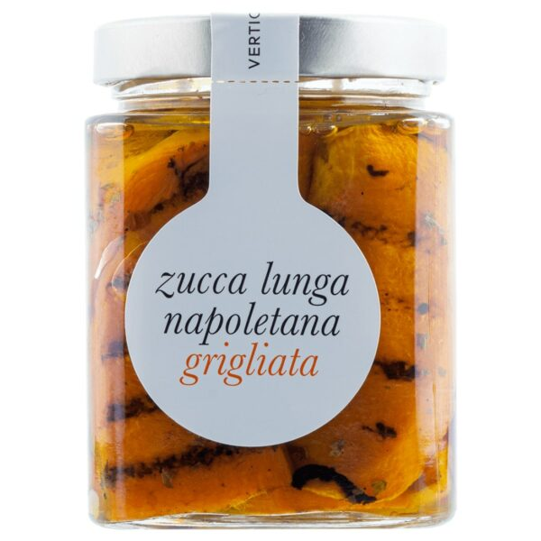 Zucca Lunga Napoletana Grigliata Verticelli
