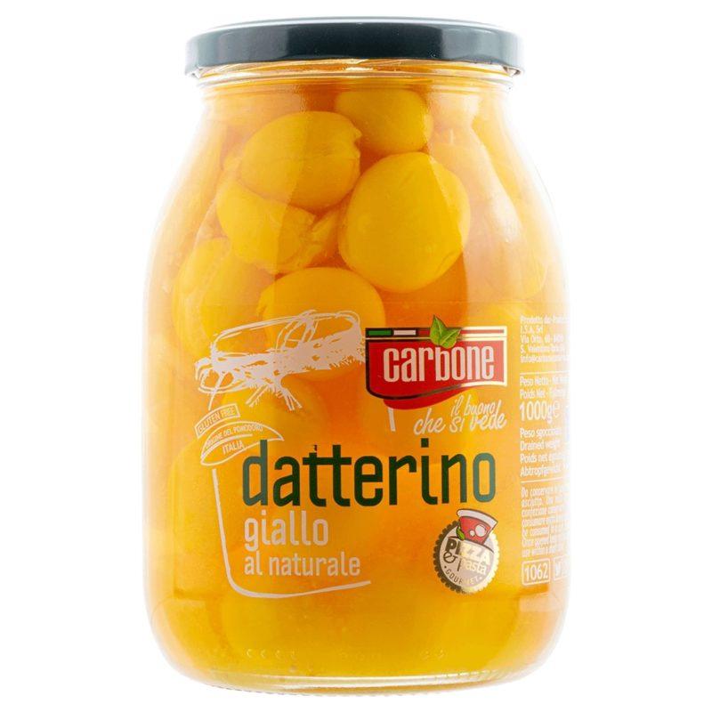 Datterino Jaune Datterino en Charbon Naturel 1 Kg