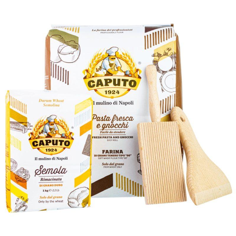 Mulino Caputo Flour Kit for Fresh Pasta