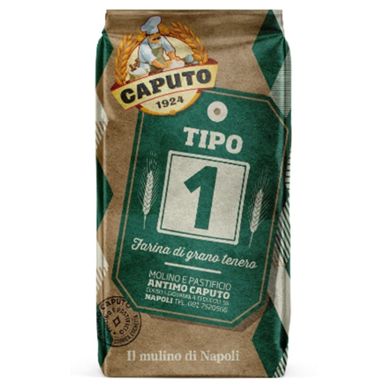 Flour Type 1 Caputo 25 Kg