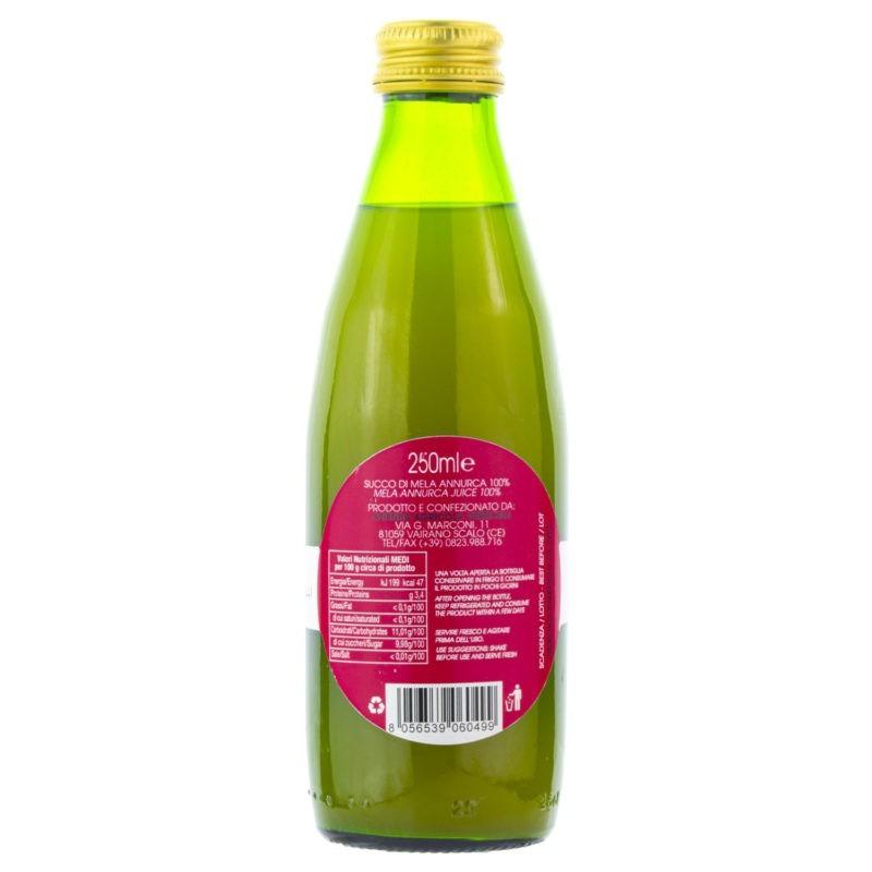 Annurca Apple Juice 100% Verticelli 250ml