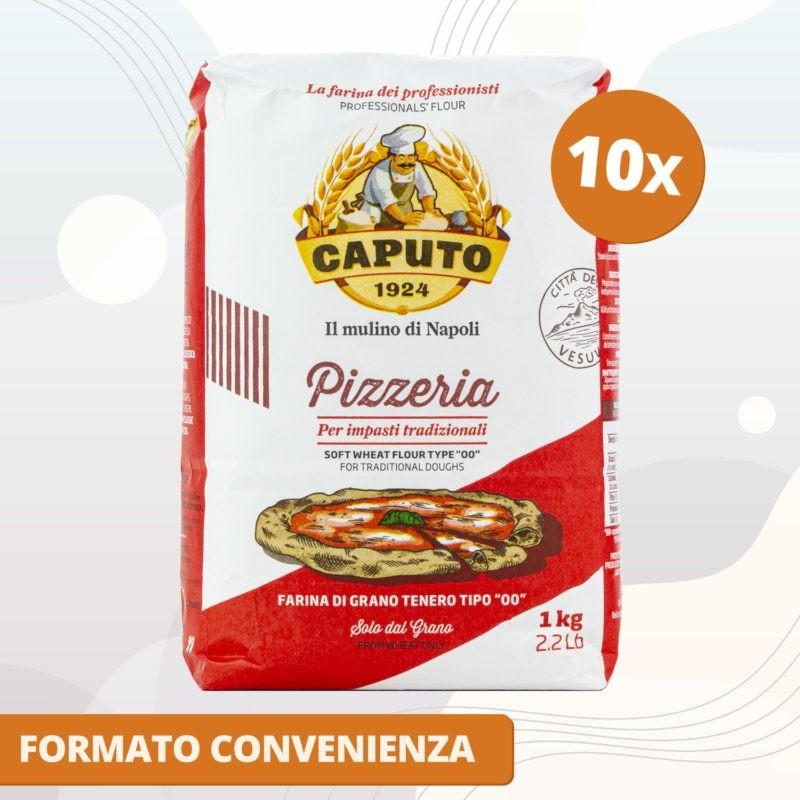 10 x Mehl Pizzeria Caputo 1 Kg