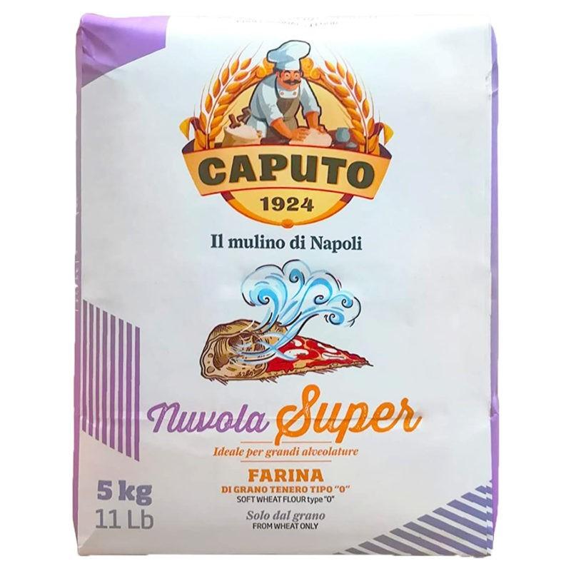 Super Caputo Nuvola Flour 5 Kg